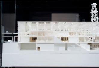 My International Mall Of Cyprus (maquette detail 2)